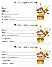 Mysafetyinformation